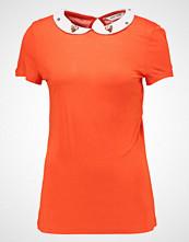 NAF NAF OJEWEL  Tshirts med print orange tonic