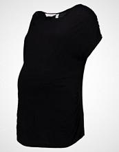 DP Maternity PEARL SLEEVE  Tshirts med print black