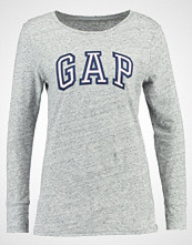GAP Topper langermet light heather grey