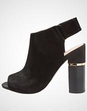 ALDO ARESSA Sandaler med høye hæler black