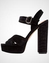 ALDO KAELAH Sandaler med høye hæler black
