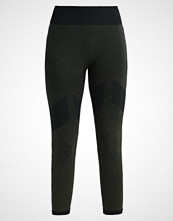 Adidas Performance Tights black/khaki
