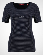 s.Oliver RED LABEL Tshirts med print navy