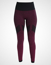 Adidas Performance SEAMLESS Tights black/mysrub