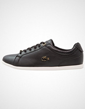 Lacoste REY LACE CAW Joggesko black/gold