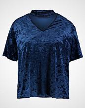 Even&Odd Tshirts med print dark blue