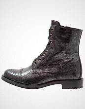 ECCO SHAPE 25 Snørestøvletter black/buffed silver