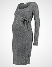 Noppies GIULIA Strikket kjole anthracite melange