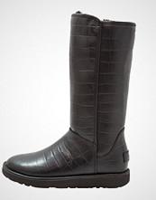 UGG Australia ABREE II CROC Vinterstøvler black