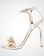 Carvela GAIL  Sandaler med høye hæler gold
