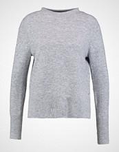 Tom Tailor Denim BASIC MOCK NECK Jumper light silver grey
