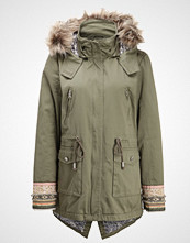 Culture CHERIE COAT Parka army delight