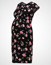 New Look Maternity FREYA Jerseykjole black pattern