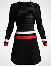 Morgan ROXFO Strikket kjole schwarz