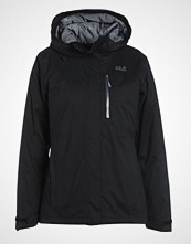 Jack Wolfskin NORTHERN LAKE Hardshell jacket black