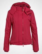 Superdry POP ZIP ARCTIC Lett jakke ruby/nautical navy