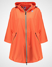 K-Way KWay LE VRAI MORGAN  Parka orange flame