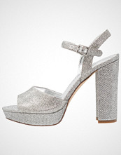 Madden Girl SHAARP Sandaler med høye hæler silver