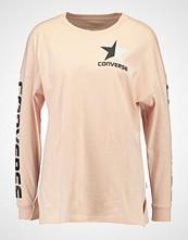 Converse SPLIT STAR WORDMARK Topper langermet dusk pink