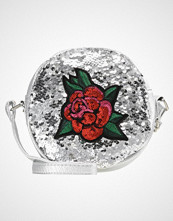Missguided FLOWER Skulderveske silver