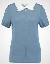 NAF NAF MARQUISE  Tshirts med print bleu glacier