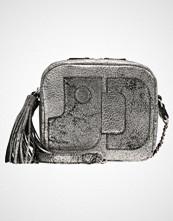 Jerome Dreyfuss PASCAL Skulderveske lamine silver
