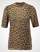 Karen by Simonsen PASTILLE TURTLENECK Tshirts med print brown