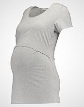 Boob CLASSIC SHORT SLEEVE Tshirts grey melange