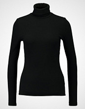Pieces PCGANIE ROLL NECK Topper langermet black