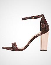 ALDO MYLY Sandaler med høye hæler bordo miscellaneous
