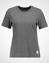 Converse ESSENTIALS Tshirts charcoal marl