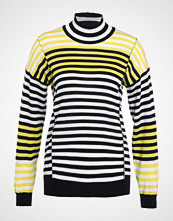 Mads Nørgaard KARILLA MIX Jumper navy white yellow