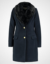 Vila VICORAL  Kåpe / Frakk dark navy/dark navy with black fur