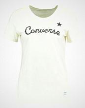 Converse ESSENTIALS LEOPARD STAR  Tshirts med print egret
