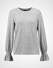Yas Jumper medium grey melange