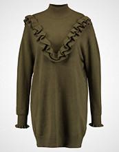 Vero Moda VMBRAWLEY SVEA Strikket kjole dark olive