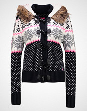 Superdry CHALET SNOW TOGGLE Cardigan navy