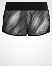 Nike Performance DRY CREW SHORT PR1 Sports shorts black/reflective silver