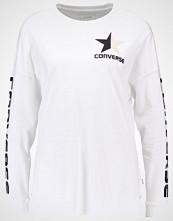Converse SPLIT STAR WORDMARK Topper langermet white