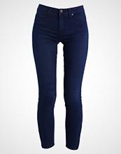 Lee SCARLETT CROPPED Jeans Skinny Fit deep blue worn