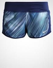 Nike Performance DRY CREW SHORT PR1 Sports shorts industrial blue/binary blue/reflective silver
