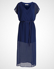 NAF NAF LABRETTY  Fotsid kjole bleu encre