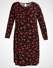 Dorothy Perkins Curve SWING Jerseykjole black print