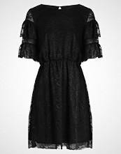 Vero Moda VMLACY FLOUNCE SHORT  Sommerkjole black