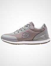 Skechers Sport SUNLITE Joggesko gray/hot melt/silver