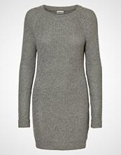 Noisy May NMSIESTA Strikket kjole medium grey melange