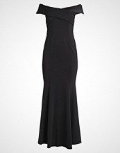 Coast SOPHIE SCUBA MAXI DRESS Ballkjole black