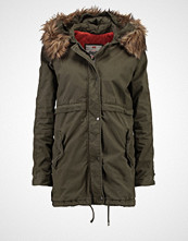 Superdry ROOKIE Parka army olive