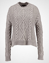 Even&Odd Jumper grey melange
