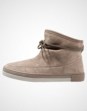 Hub QUEEN BOOT Ankelboots dark taupe/cool taupe